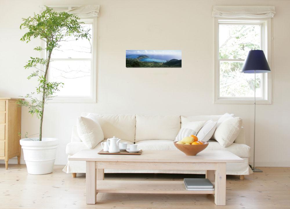 """Virgin Gorda British Virgin Islands&quot  by Panoramic_Images"