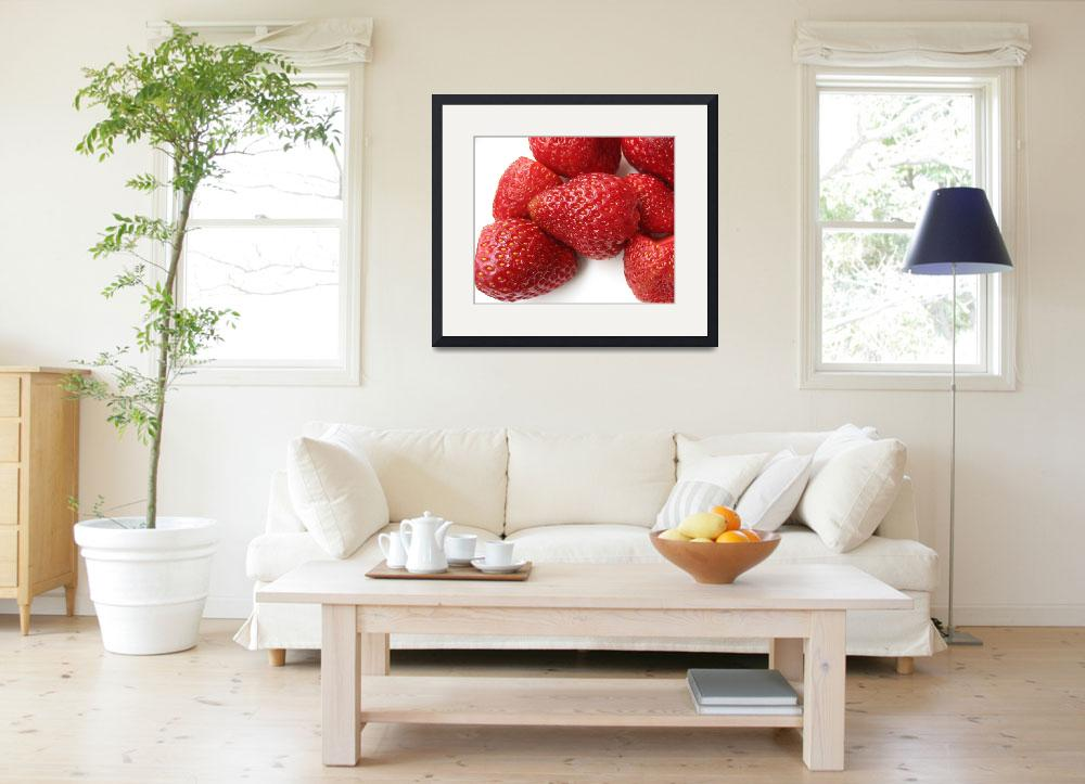 """""""strawberry&quot  (2007) by vincentphotos"""