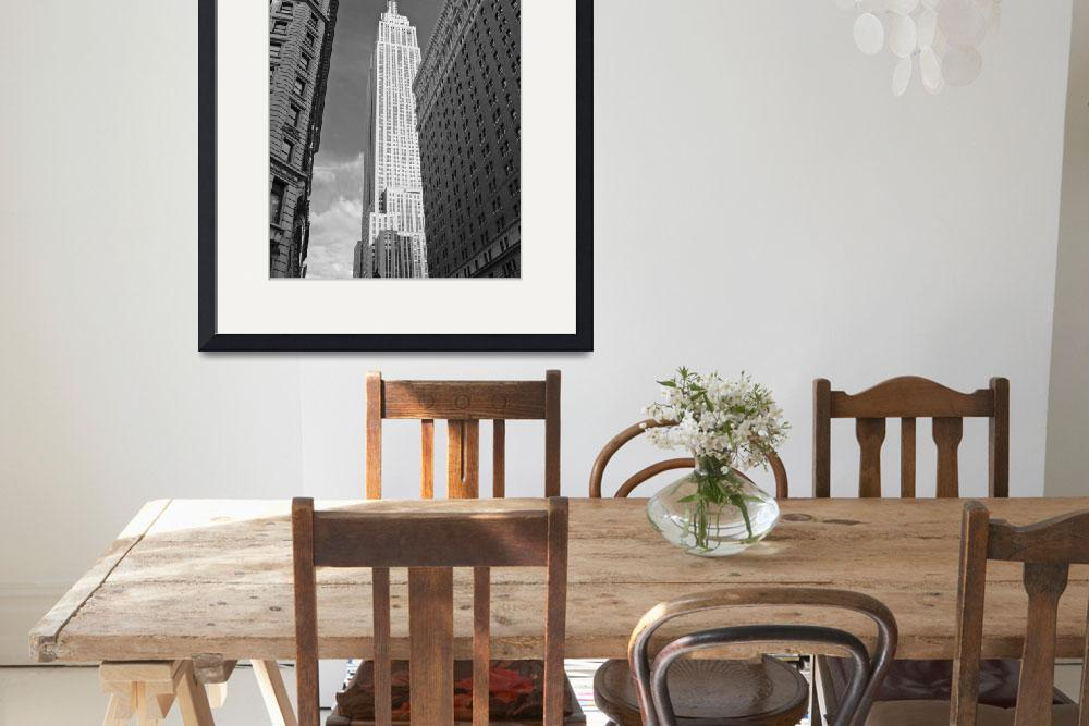 """Empire State Building NYC&quot  by macdesigns"