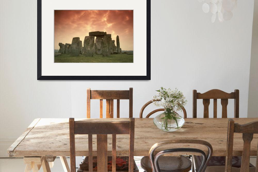 """""""Stonehenge""""  by CulturalPerspective"""