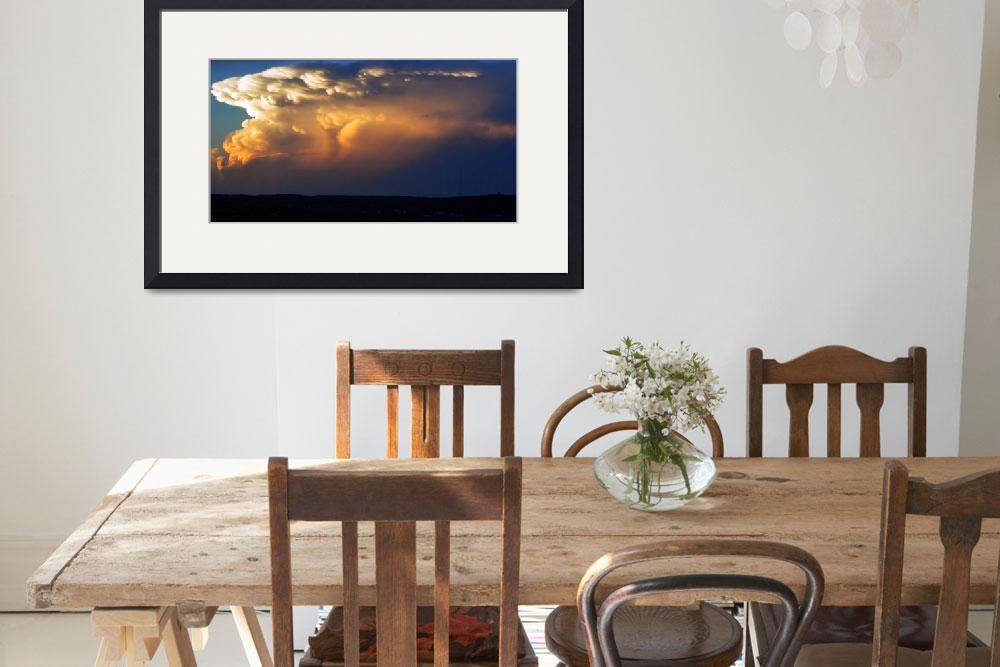 """""""Thunderhead&quot  (2012) by LJdesigns"""