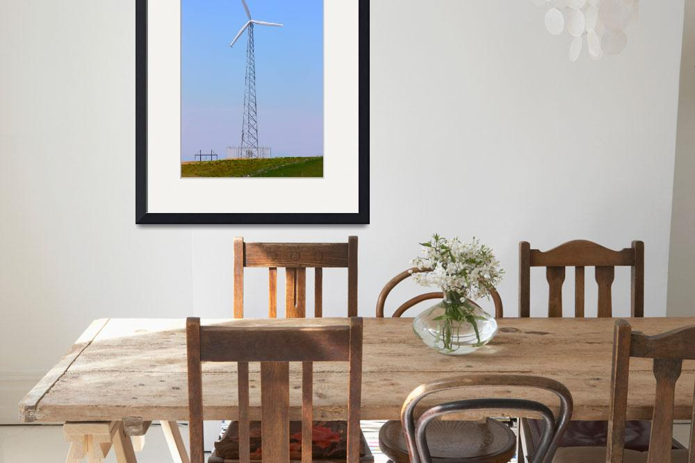 """Wind Turbine&quot  (2008) by stolenmomentphotography"