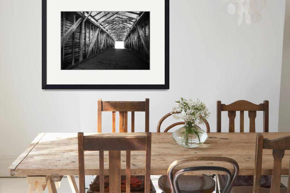 """""""Covered Bridge&quot  (2014) by thewaltonsare"""