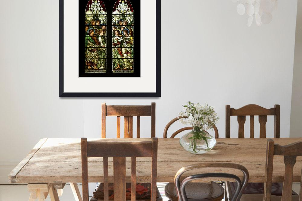 """""""All Saints Church, Bakewell&quot  (2013) by audioworm"""