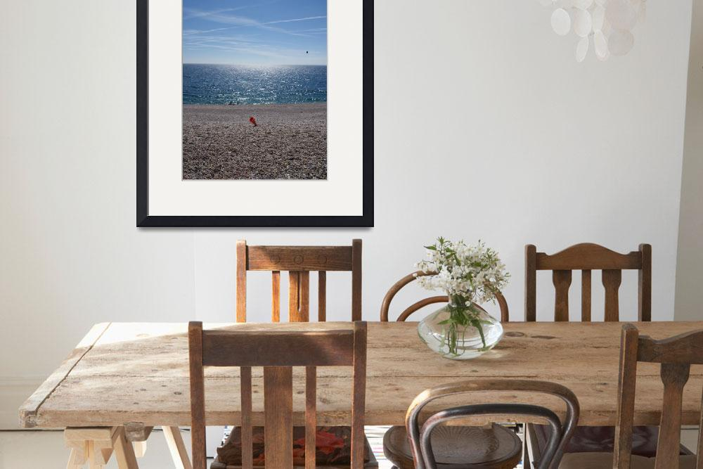 """""""Chesil Beach&quot  (2010) by acraft"""