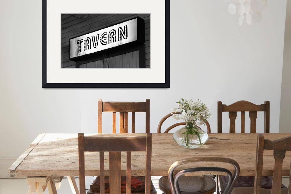"""""""Tavern""""  (2016) by Justin1909"""