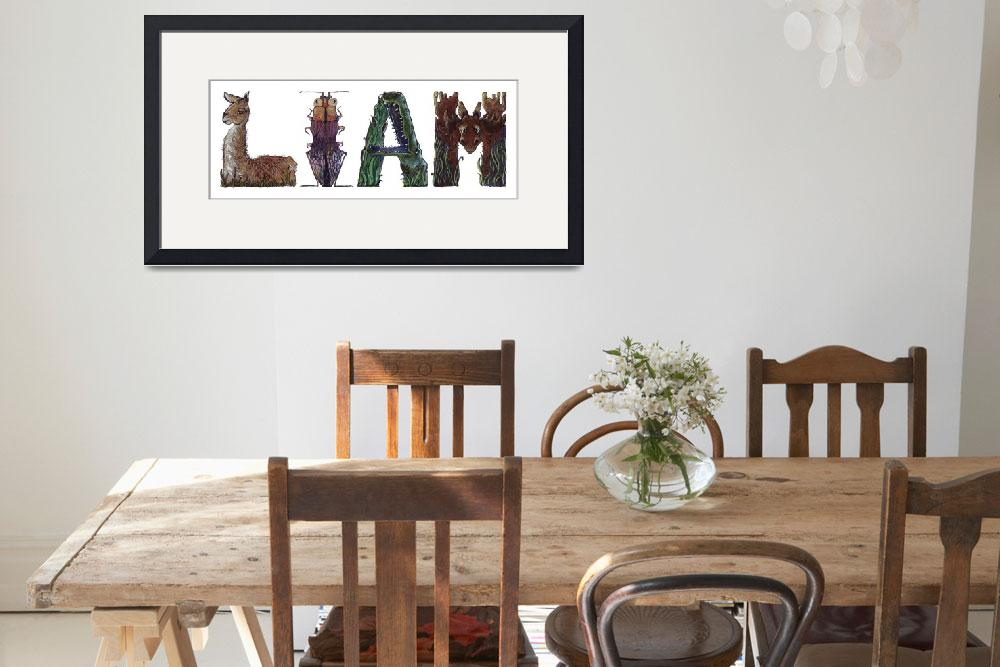 """""""Liam&quot  by animalsoup"""