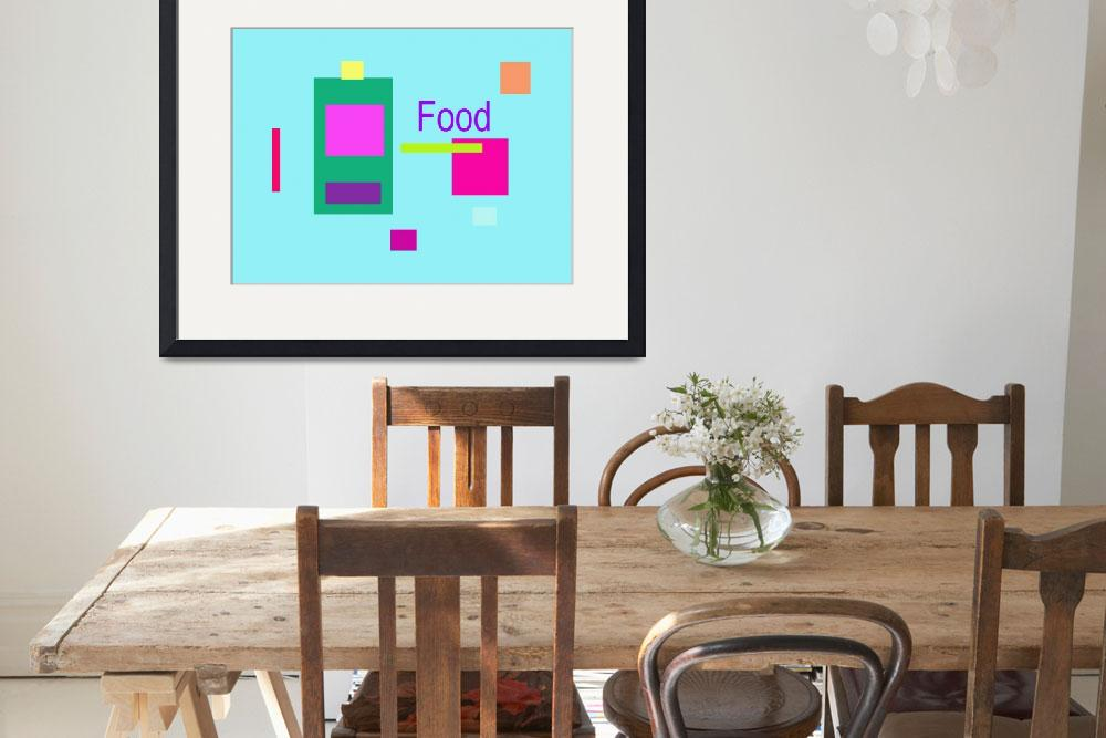 """""""Food&quot  by masabo"""