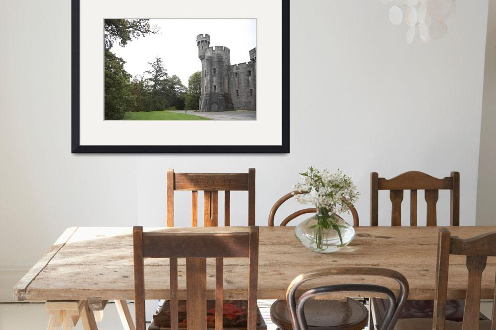 """""""Penrhyn castle. North Wales.&quot  (2008) by ccrcats"""