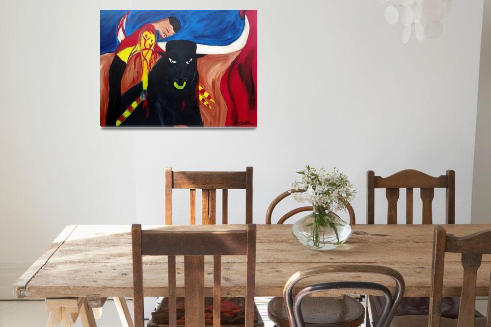"""""""El Toro""""  (2010) by losman310"""