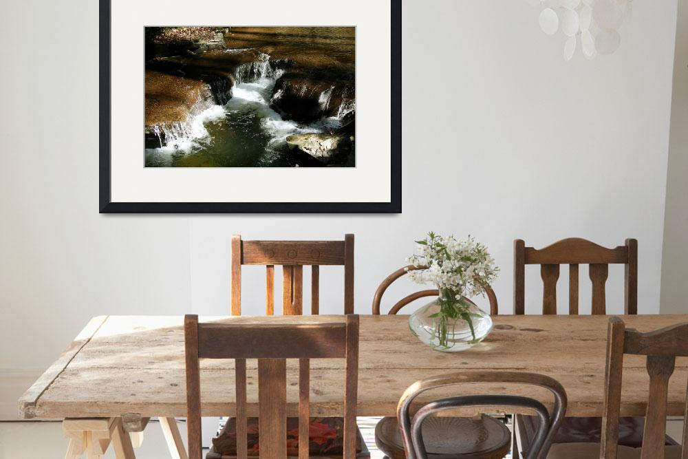 """""""Rushing Falls&quot  by imagesbykelly"""