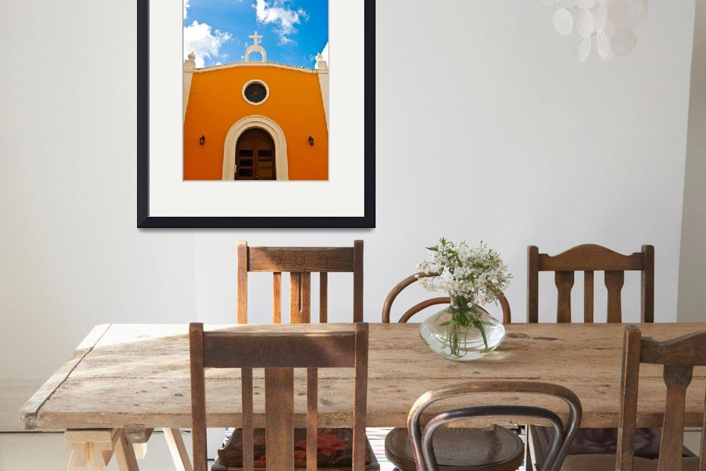 """""""Caribbean Church&quot  by Face-2-Face"""