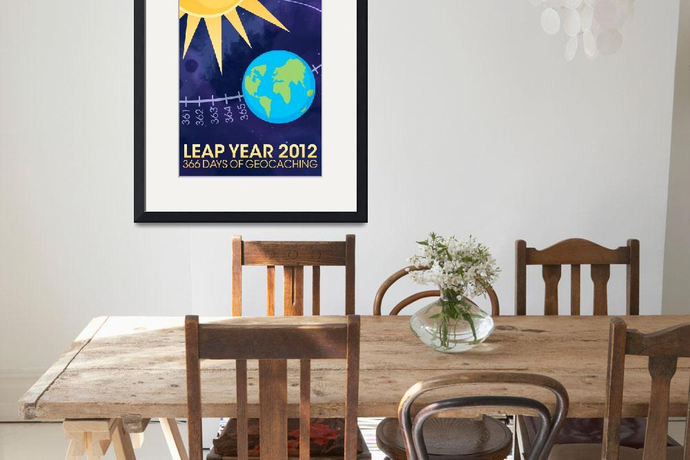 """""""Leap Day 2012&quot  by GoGeocaching"""