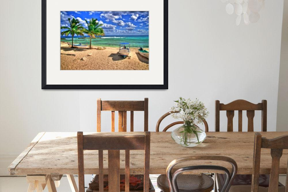 """""""A Day at the Beach&quot  (2009) by DigiPix"""