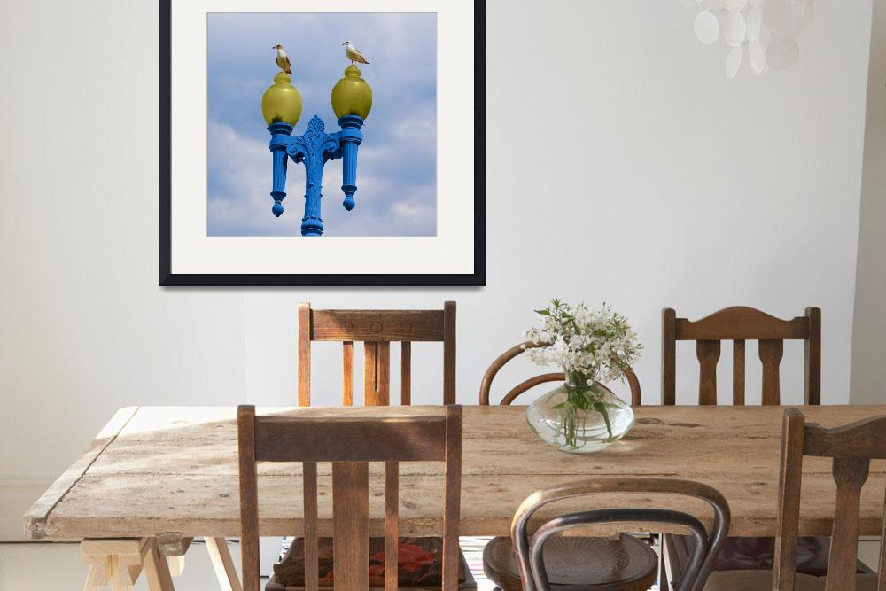"""""""Two Birds With One Phone""""  (2011) by sunderland"""