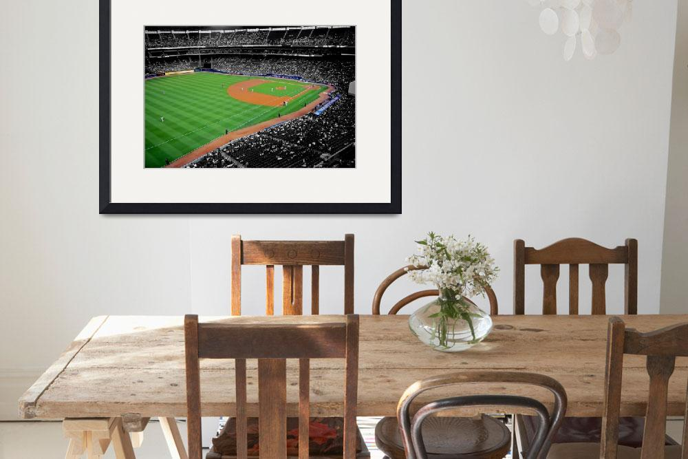 """Turner Field&quot  (2010) by trowe"