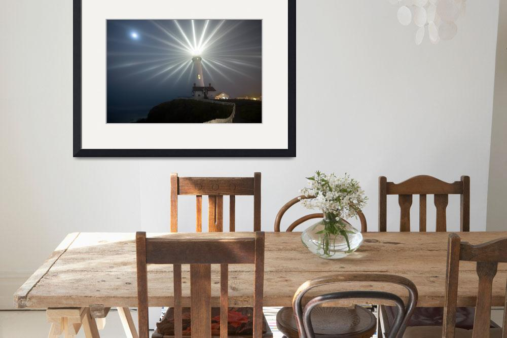 """""""Pigeon Point Lighthouse&quot  by tylerwestcott"""