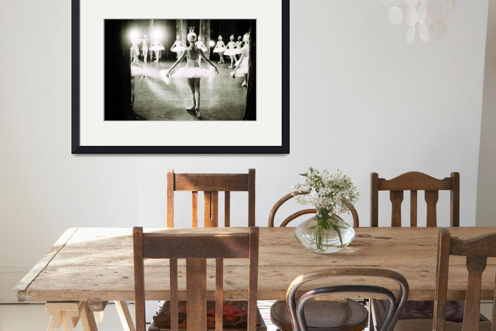 """""""ballet&quot  by JohnRobertson"""