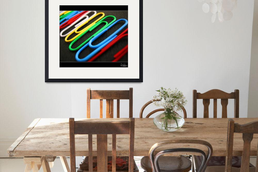 """""""Paper clips....&quot  by ktania"""