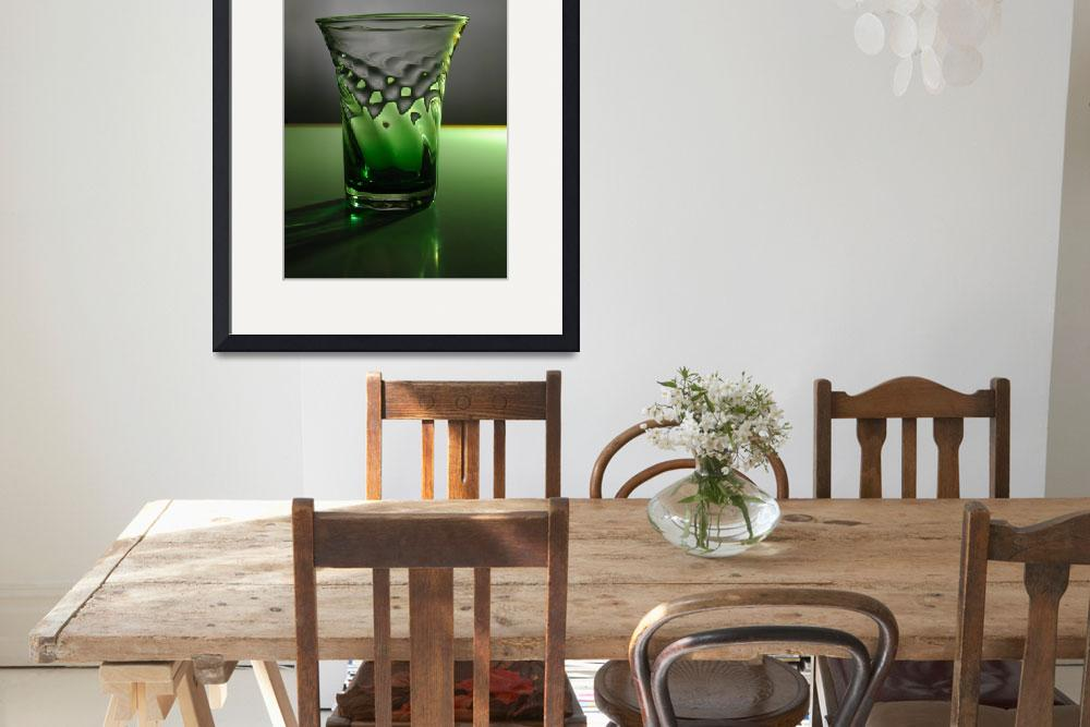"""The Green Glass""  (2008) by DuanePictures"