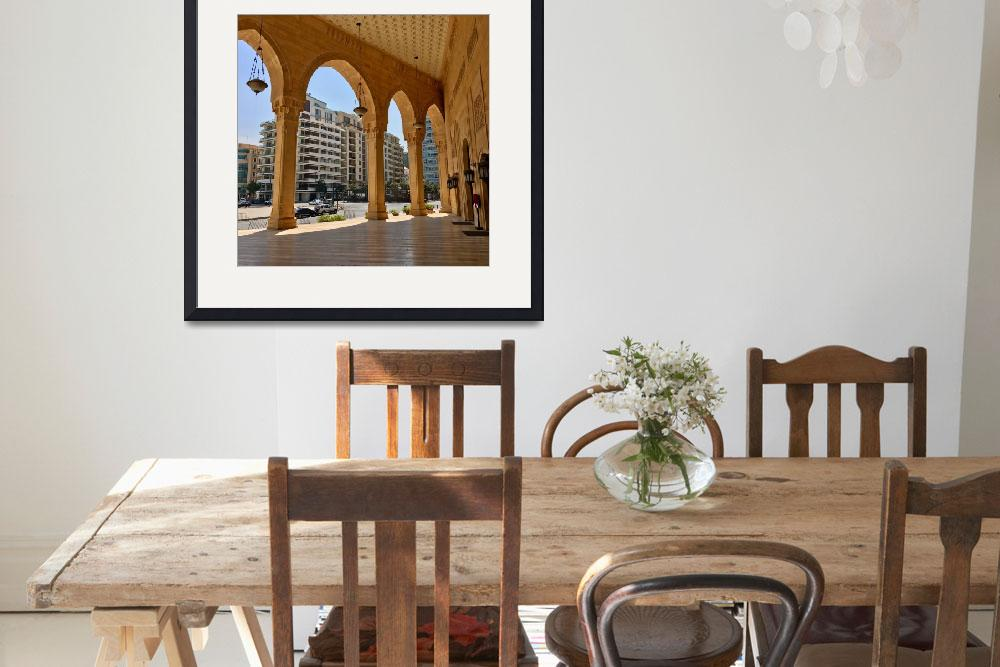 """""""Mohammad Al-Amin Mosque, Beirut&quot  (2017) by ammiratus-review"""