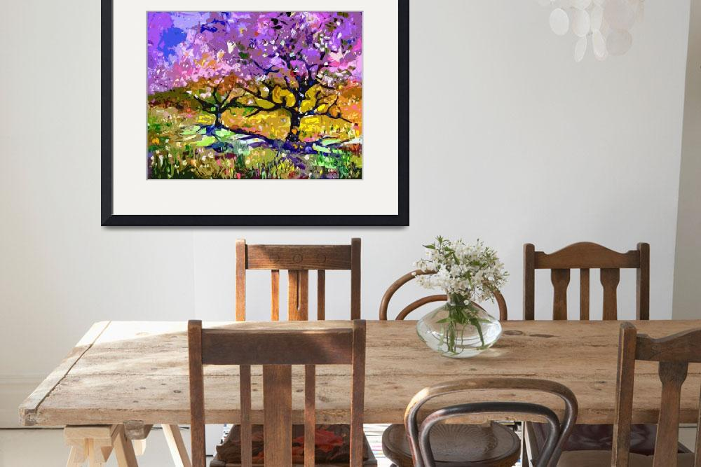 """Spring in Provence Original Art by Ginette&quot  (2012) by GinetteCallaway"