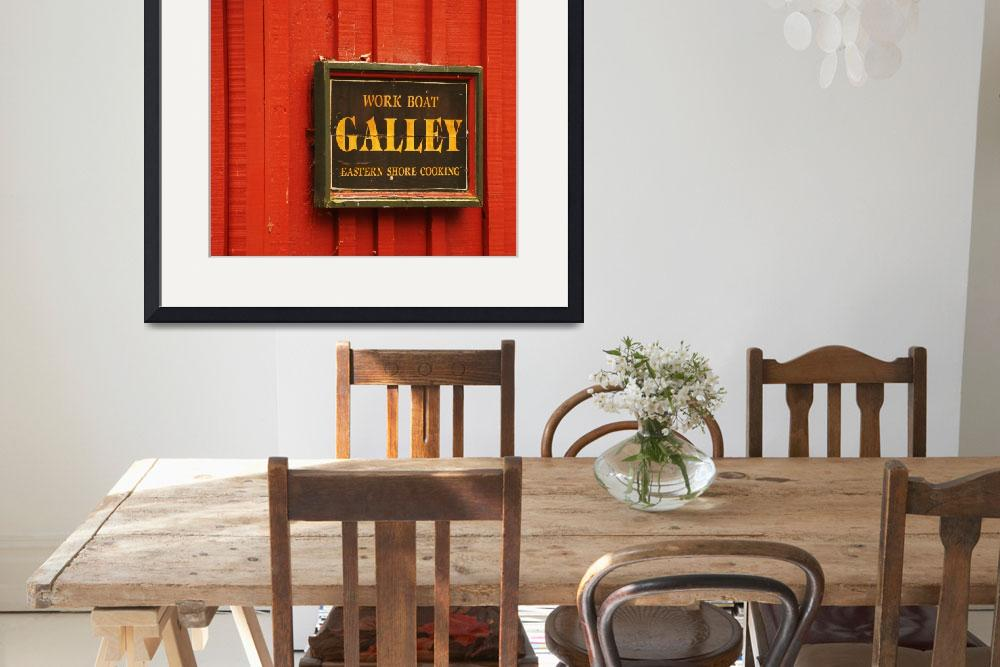 """""""Galley&quot  (2012) by Amberle18"""