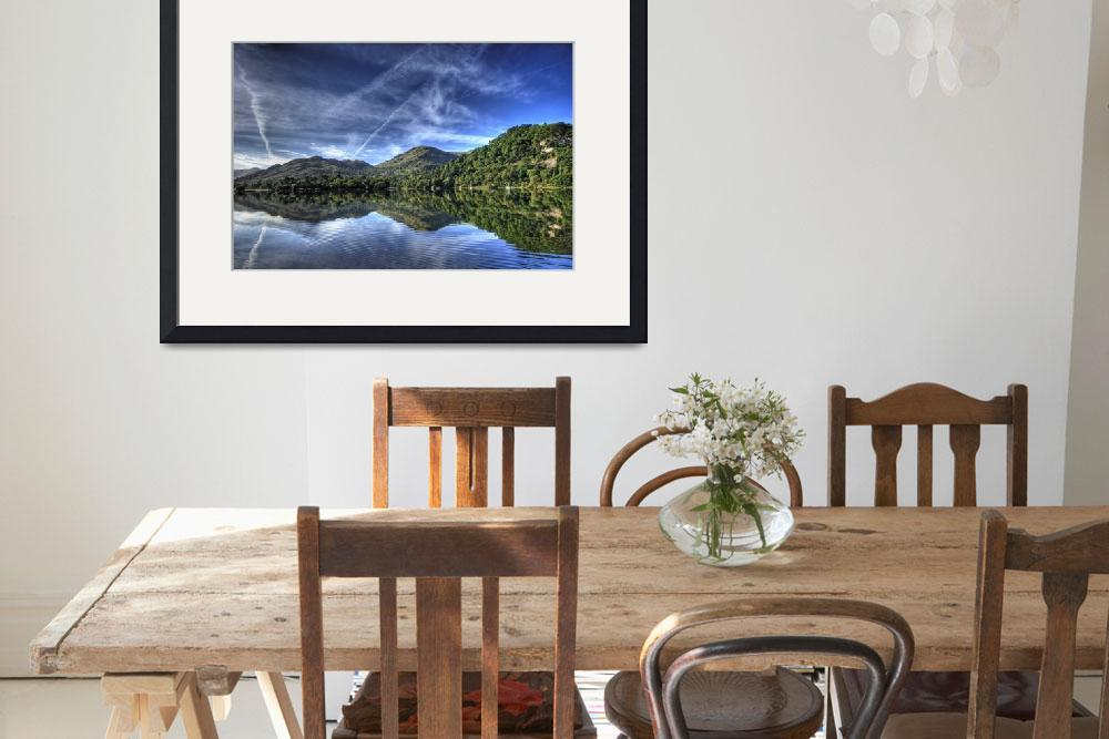 """""""Ullswater, Lake District, England, UK&quot  (2006) by AnnG"""