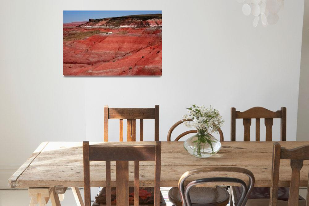 """""""Painted Desert&quot  (2008) by Ffooter"""