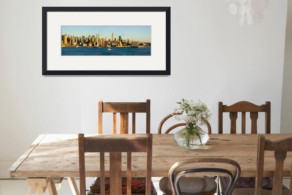 """""""New York City&quot  by Donald_R_Swartz"""