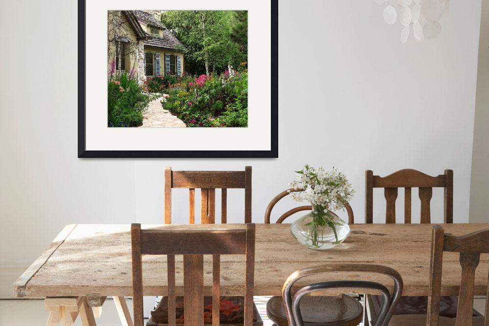 """""""The Fairytale Cottages of Carmel&quot  by LindaYvonne"""