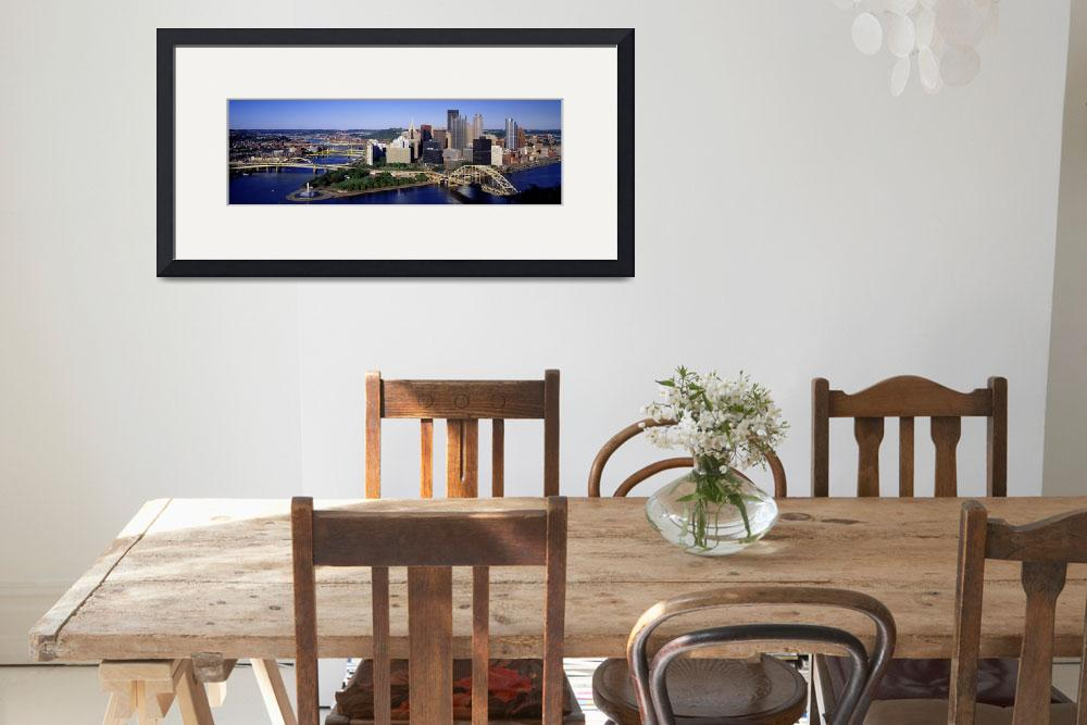 """""""Pittsburgh PA&quot  by Panoramic_Images"""