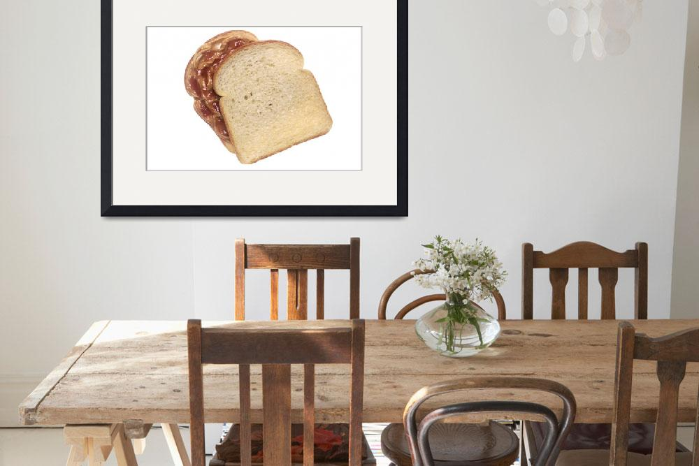 """""""Peanut Butter and Jelly Sandwich&quot  by Alleycatshirts"""