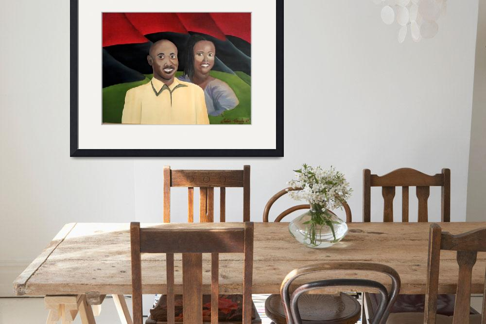 """""""African American Pride&quot  by WeshonHornsby"""