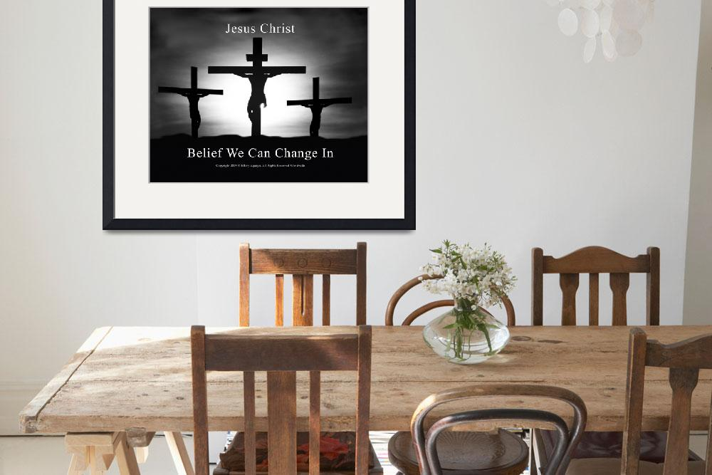 """""""Belief We Can Change In&quot  (2009) by EJA"""