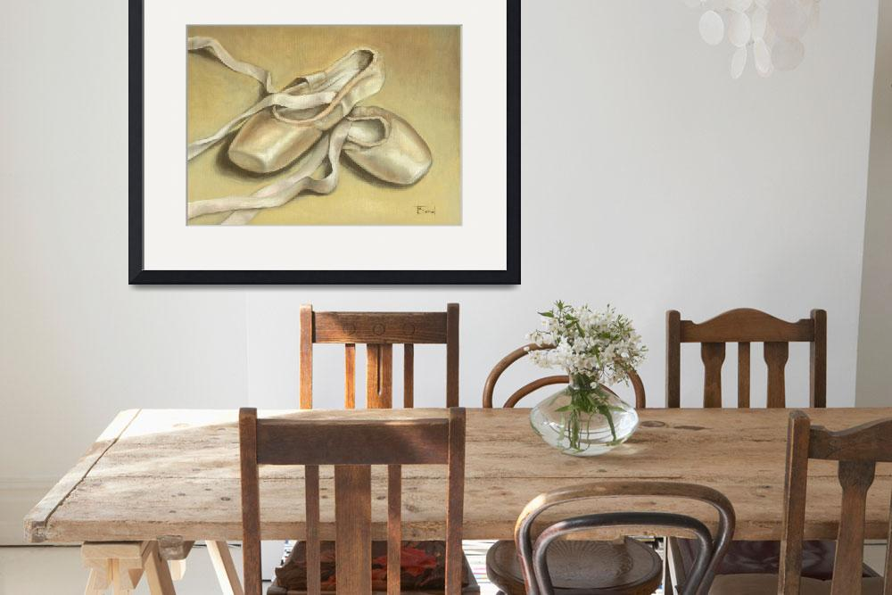 """""""Ballet shoes&quot  (2009) by tanyabond"""