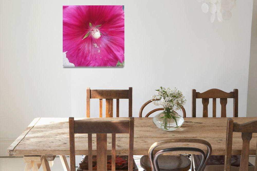 """""""Hibiscus Flower""""  (2015) by hattem"""