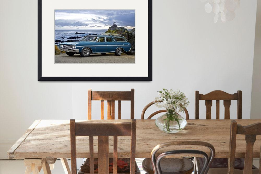 """""""1965 Buick 455 Sport Wagon II&quot  (2017) by FatKatPhotography"""