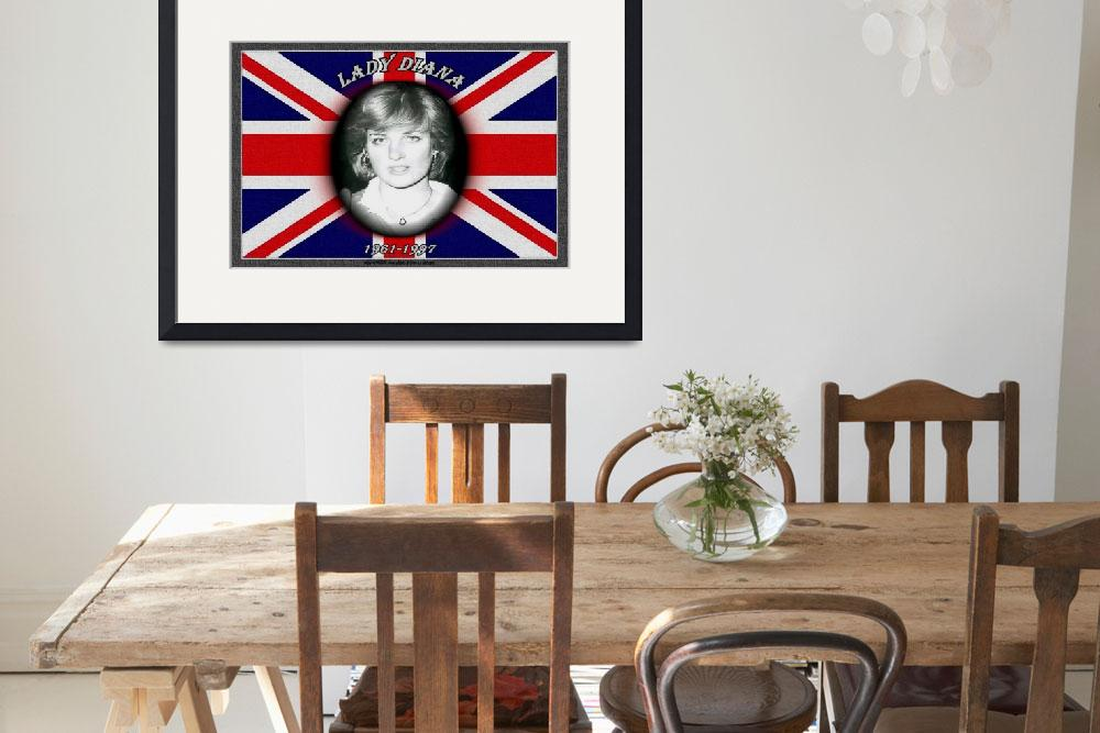 """""""lady diana&quot  by photo-design-online"""