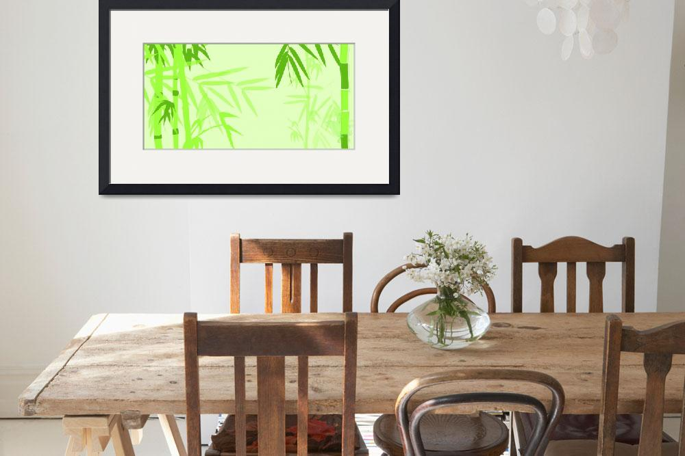 """""""bamboo_green&quot  by marcusdoerr"""