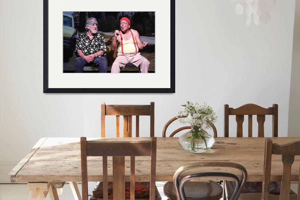 """Comedians Cheech & Chong&quot  by FrontRowPhotographs"