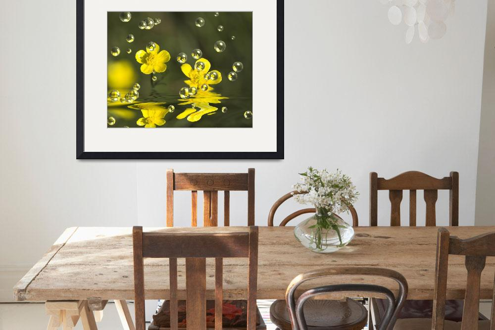 """""""Bubbling Buttercups""""  by tricia"""