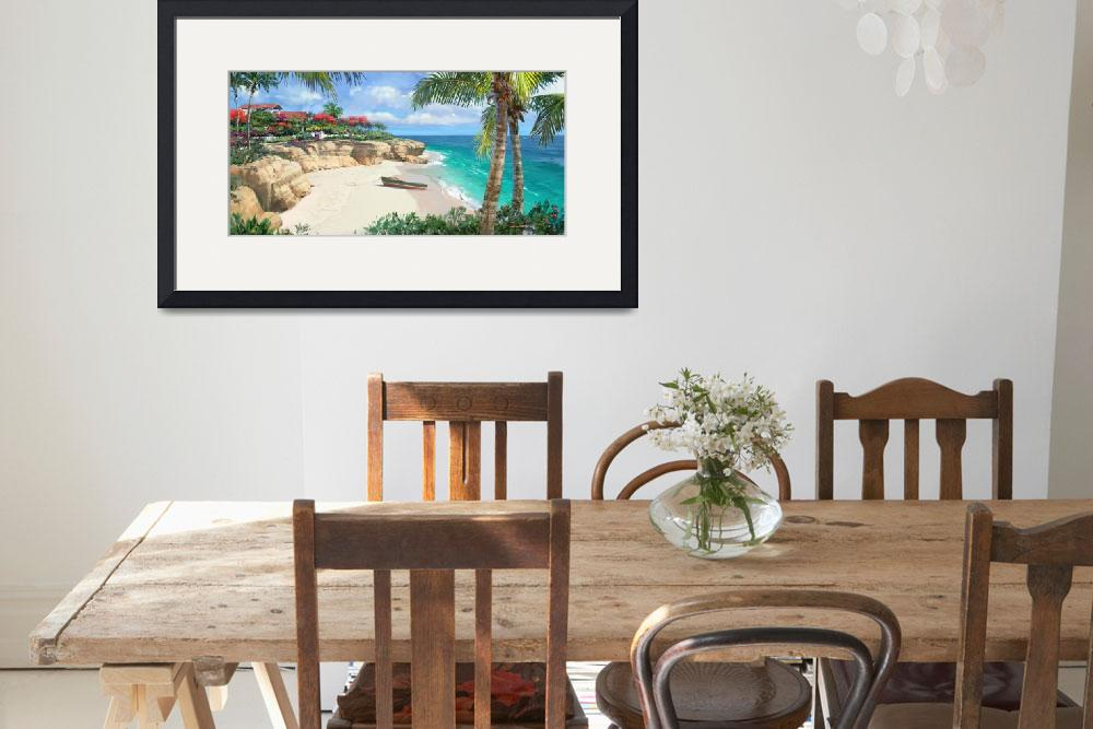 """""""Private Beach (France)&quot  (2006) by dozalart"""