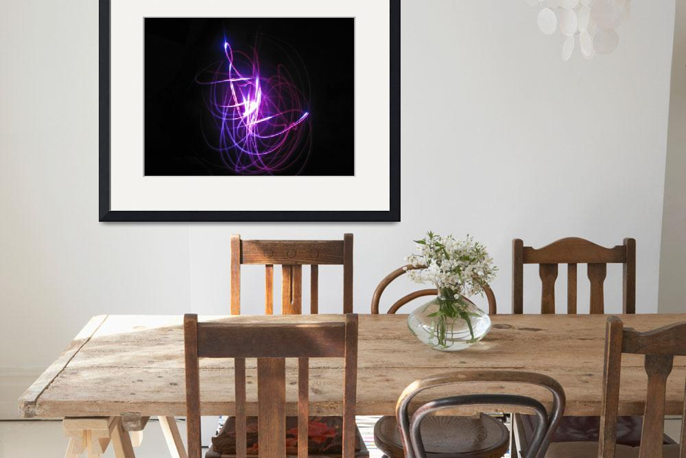 """""""Light Painting&quot  (2012) by YouthinFocus"""