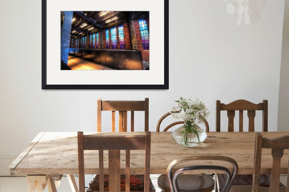 """""""Art and Storage on the High Line (The RIver That F&quot  by mgarbowski"""