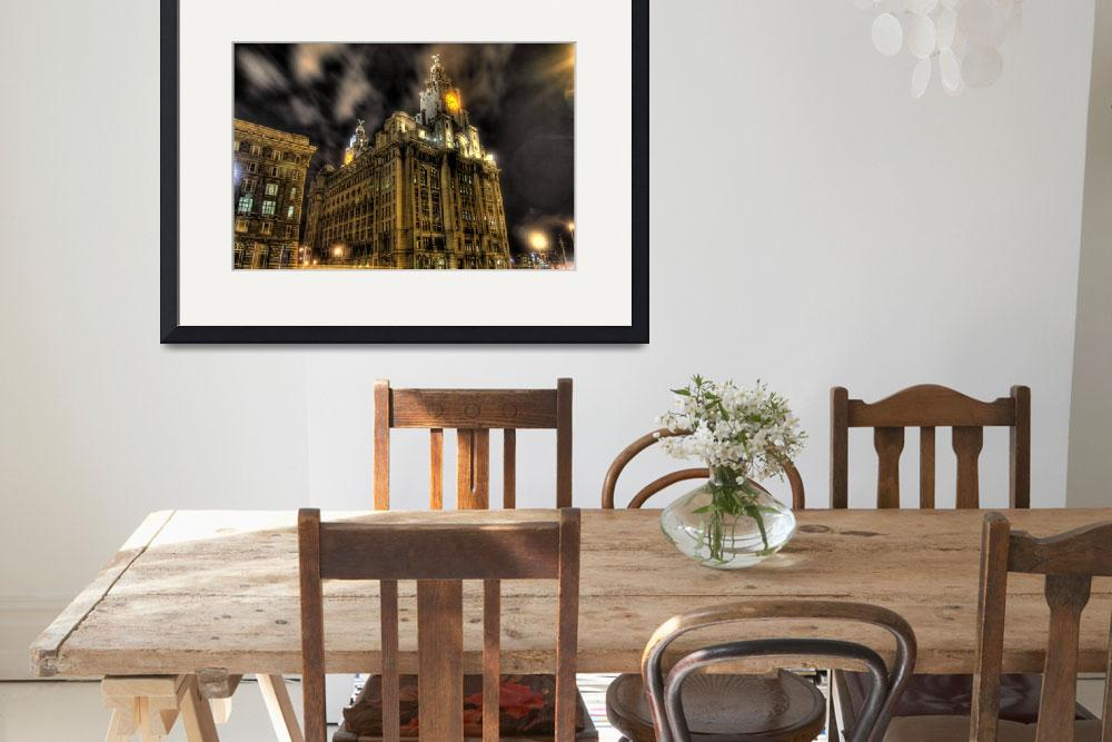 """""""Liver Building&quot  (2008) by ryankj"""