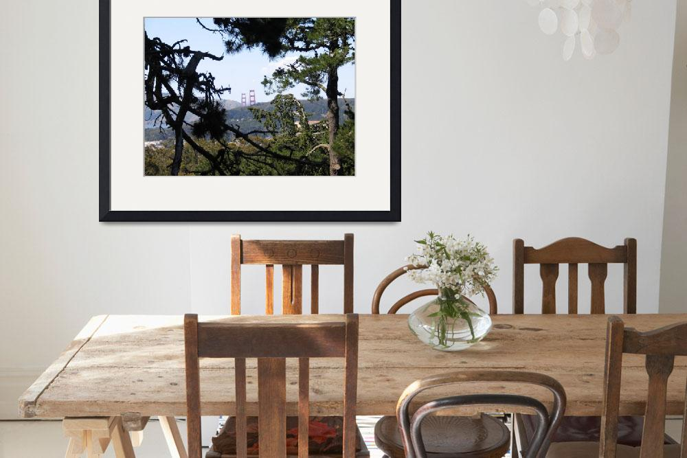 """""""View from Strawberry Hill, Golden Gate Park&quot  by irwinfamily"""