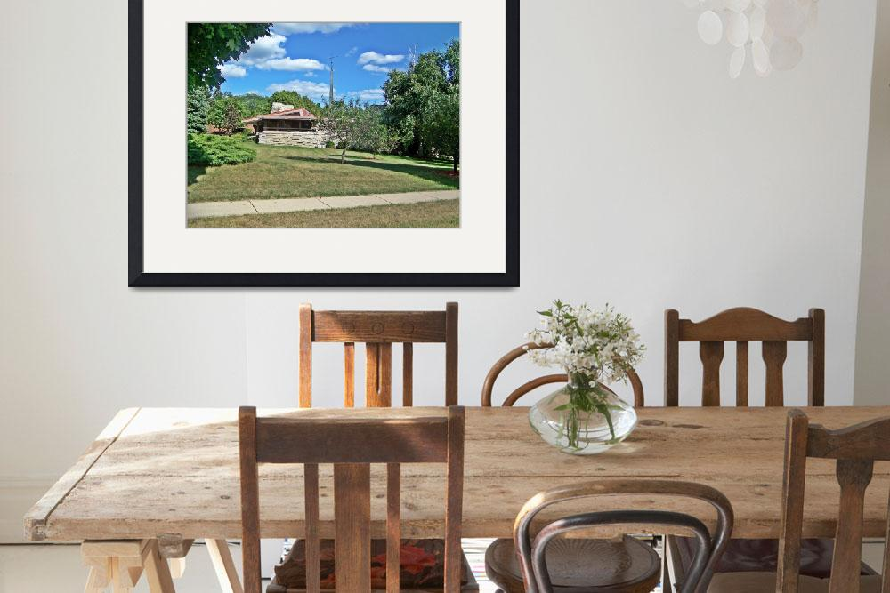 """""""Gonstead Home & Cottage-13&quot  by rjg-productions"""