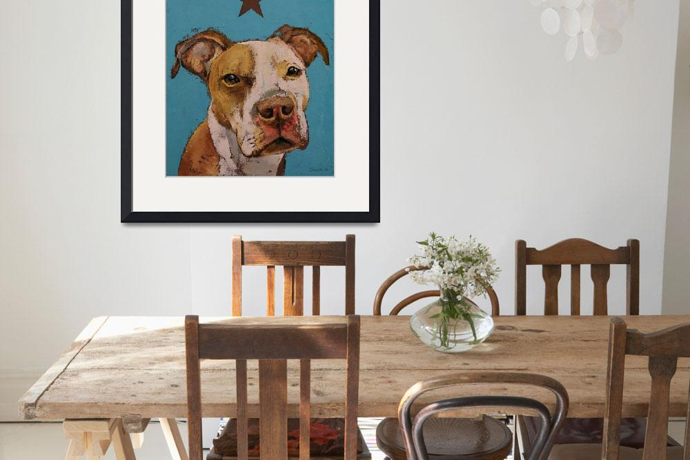 """""""American Pit Bull&quot  by creese"""