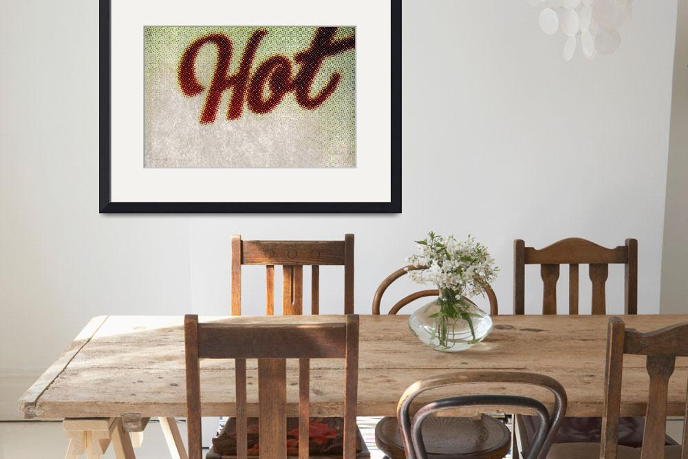 """Hot""  (2001) by Creativille"